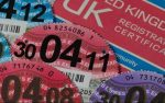 UK Prestige Car Brokers Tax disc